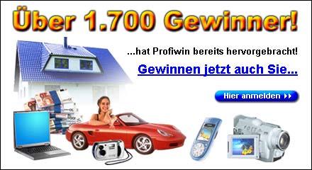 Profiwin.de - Wir machen Sie zum Gewinner